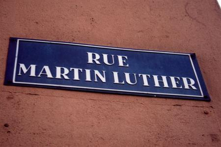 Martin Luther Street