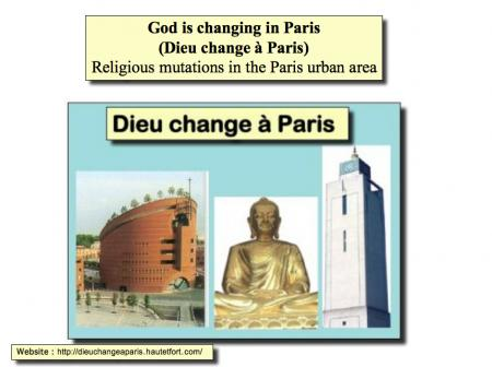 God is changing in Paris (1)